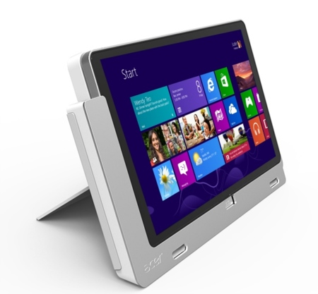 El Acer Iconia W700P se prepara para Windows 8