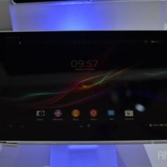 Foto 5 de 8 de la galería toma-de-contacto-xperia-tablet-z en Xataka Android