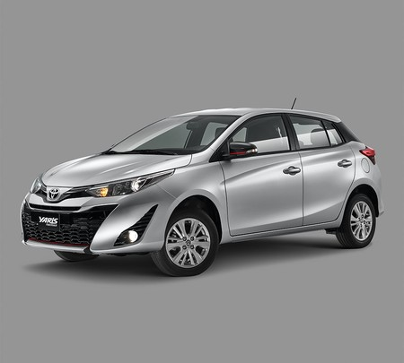 Galeria Toyota Yaris Hatchback 12 18223