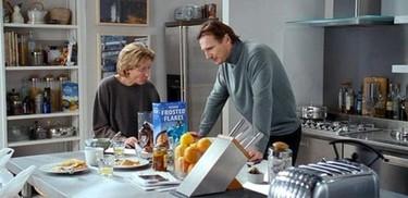 Cocinas de cine: Love Actually