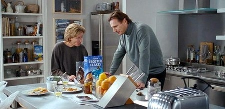 Cocinas de cine: Love Actually