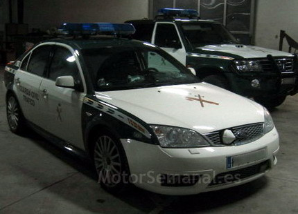 Ford Mondeo ST220 de la Guardia Civil