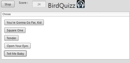BirdQuizz