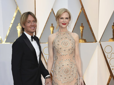 Love is in the air... No nos faltan las parejas  en los Oscars 2017