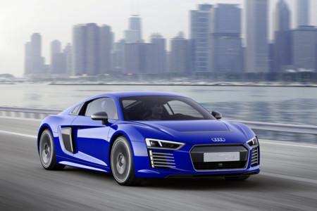 ¿Motor 5 cilindros para el Audi R8 y Lamborghini Huracán?