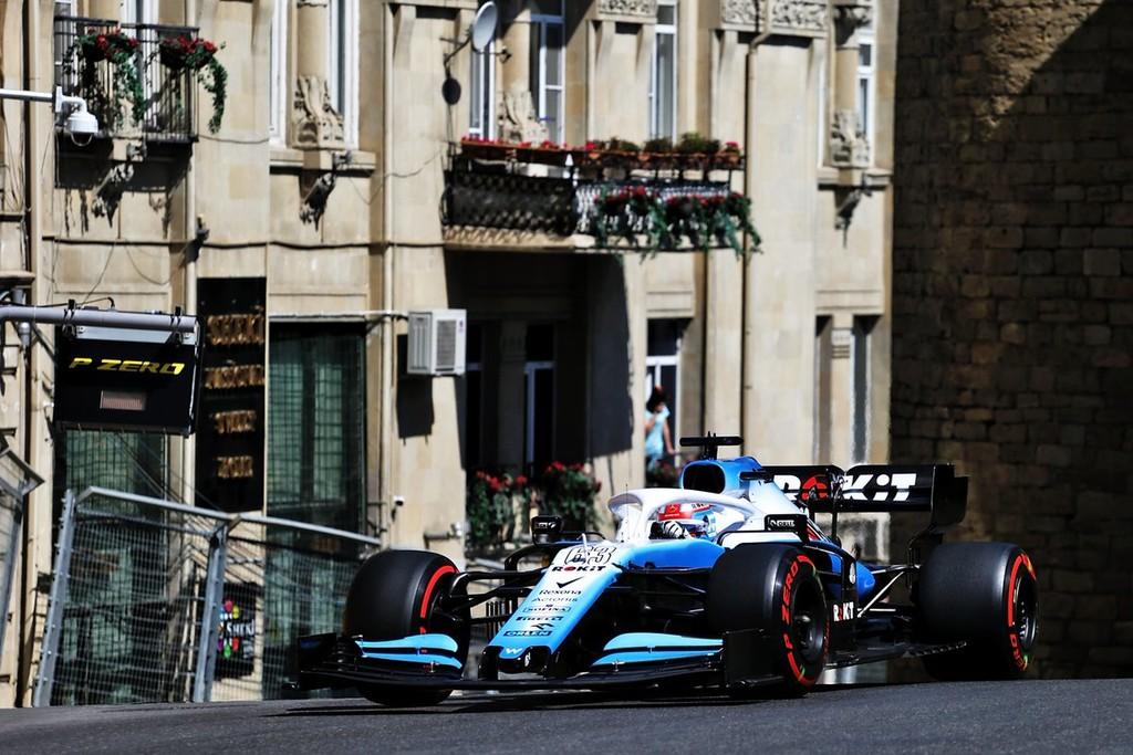 La Fórmula 1 tendrá que pagar a Williams por los destrozos que sufrió su coche con las alcantarillas de Bakú