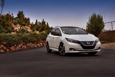 El nuevo Nissan LEAF va por su segundo round: 5 puntos clave, 69 fotos y 3 videos