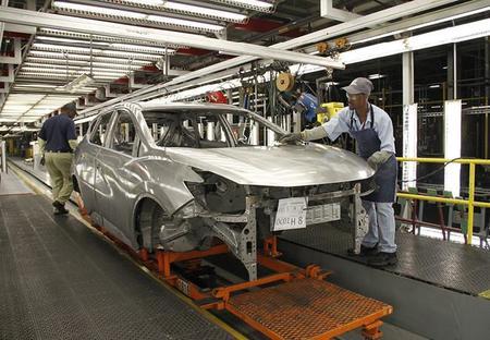 Industria automotriz en México, de las peor pagadas
