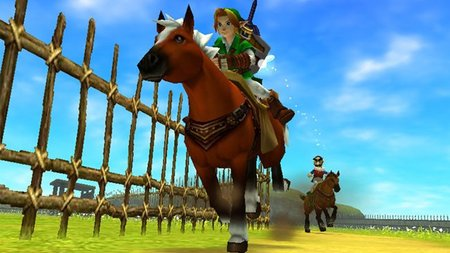 'The Legend of Zelda: Ocarina of Time 3D', primer juego de 3DS que supera el millón de copias