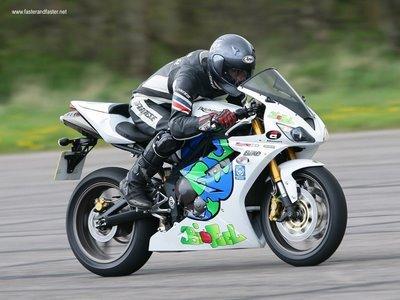 Triumph Daytona Biofuel