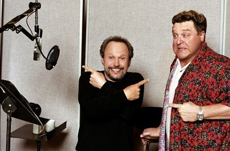Billy Crystal y John Goodman