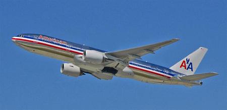 Un Boeing 777 sólo para 5 pasajeros