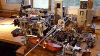 Ro-Bow nos demuestra que un robot puede ser un gran violinista
