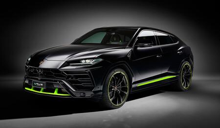 El Lamborghini Urus se viste con un traje mate exclusivo y suma más posibilidades de personalización