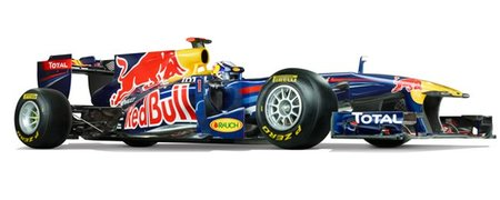 Red Bull RB7. Con el objetivo de repetir éxitos