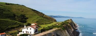 Ruta en autocaravana por la costa del País Vasco: qué ver entre Bilbao y Biarritz y áreas en las que se pernoctar