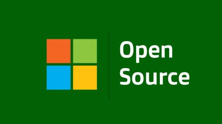 Microsoft Open Source Company