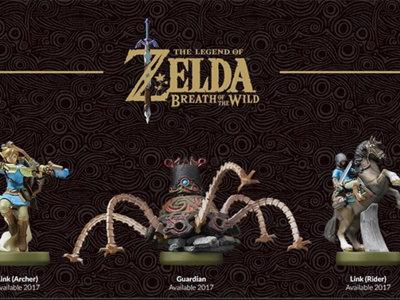 No solamente tendremos The Legend of Zelda: Breath of the Wild en el 2017, también tendremos nuevos amiibos