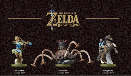 No solamente tendremos The Legend of Zelda: Breath of the Wild en el 2017, también tendremos nuevos amiibos