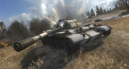 El juego free-to-play World of Tanks ya cuenta con más de 45 millones de jugadores