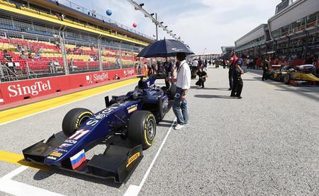 La GP2 y la GP3 estarán en Sochi el año que viene
