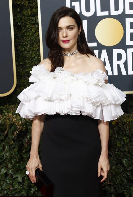 Globos De Oro 2019 Melenas Rachel Weisz
