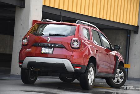 Renault Duster Motor 1 6 Opiniones Prueba Mexico 7