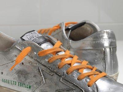 Extremando el efecto desgastado: sneaker de Golden Goose