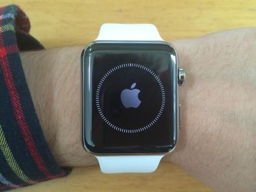 Así es el proceso de emparejamiento del Apple Watch con el iPhone