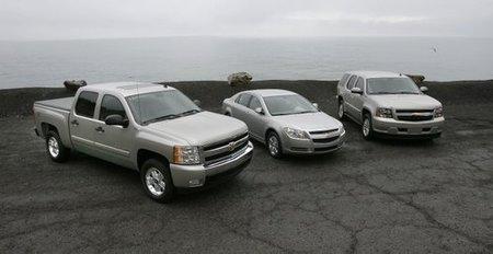 Gama hibrida Chevrolet 2009
