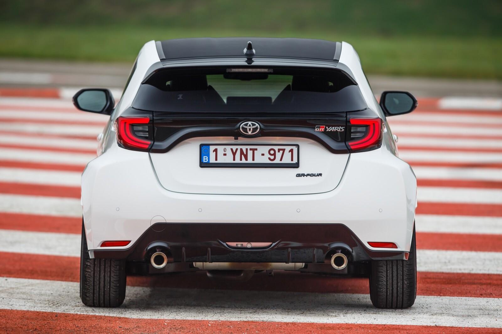 Foto de Toyota GR Yaris (Presentación)q (72/195)