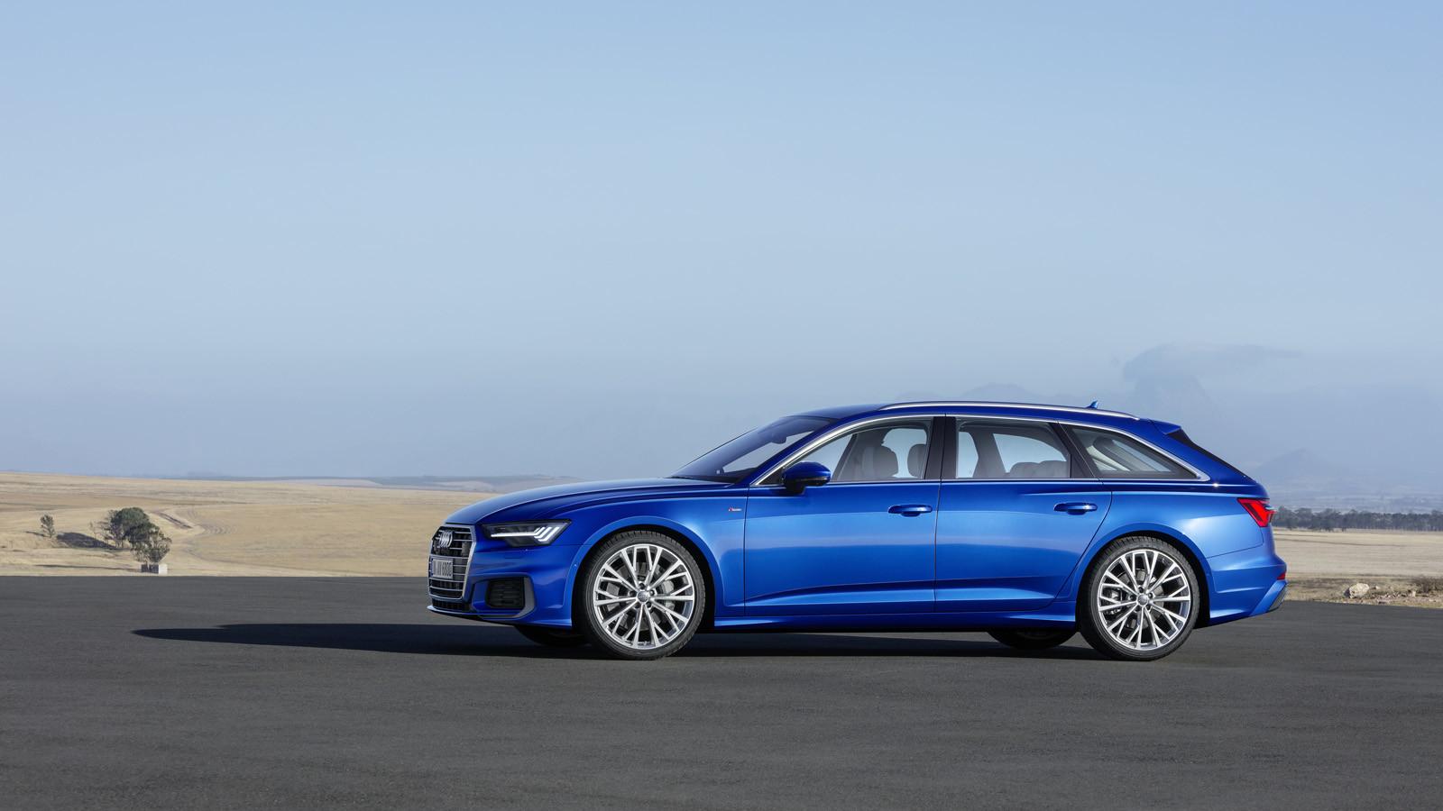 Foto de Audi A6 Avant 2018 (20/23)