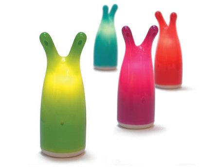Lámparas de noche para la habitación infantil