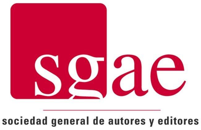 Logo SGAE
