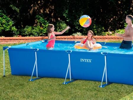 Las mejores piscinas desmontables según los comentaristas de Amazon