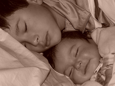 La foto de tu bebé: Dulces sueños