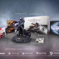 Así será la edición de coleccionista de Darksiders Genesis de casi 400 euros y limitada a 5.000 unidades en todo el mundo