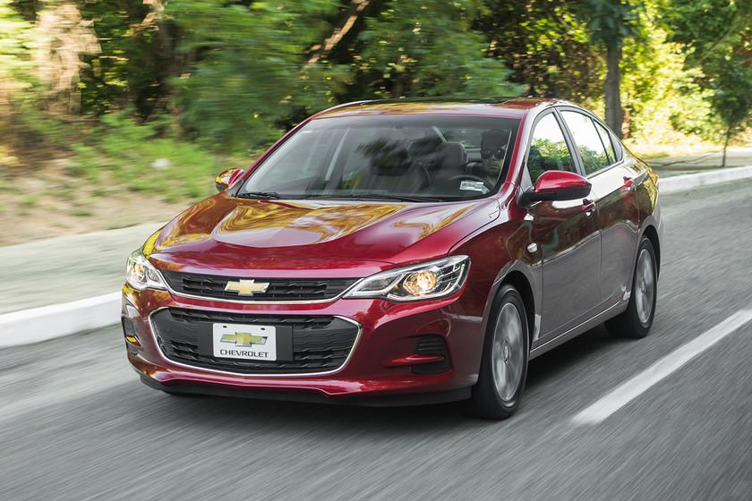 Chevrolet Cavalier 2018 en México: ahora con transmisión ...