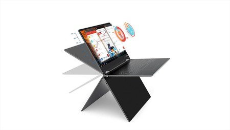 Lenovo Yoga Book Android 4