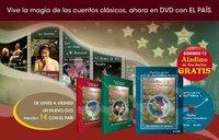 """Colección de DVDs """"Cuentos de las estrellas"""" con El País"""