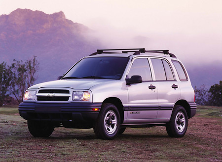 Chevrolet Tracker 2001 1280 04