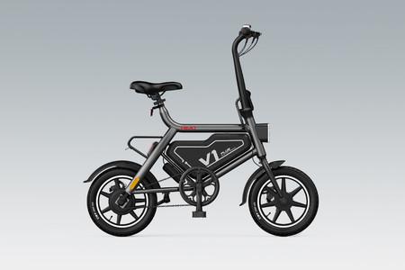 La Xiaomi Himo V1 Plus es la nueva bicicleta eléctrica, plegable y asequible del gigante chino por 280 euros