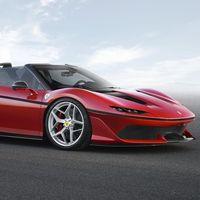 ¡Rara avis a la venta! Uno de los únicos Ferrari J50 se ha puesto a la venta con 0 kilómetros