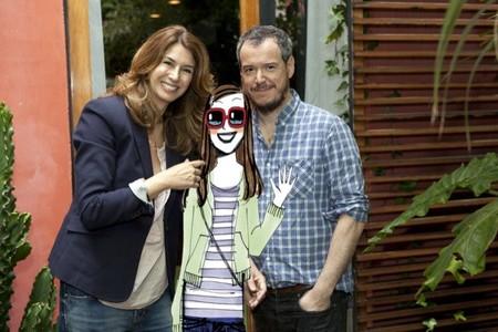 """Ana García-Siñeriz de La Banda de Zoe: """"Me gustaría que mis lectores cuando fueran mayores guardaran con mucho cariño mis libros"""""""