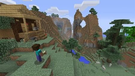 Windows 8.1 tampoco se quedará sin su ración de bloques de Minecraft