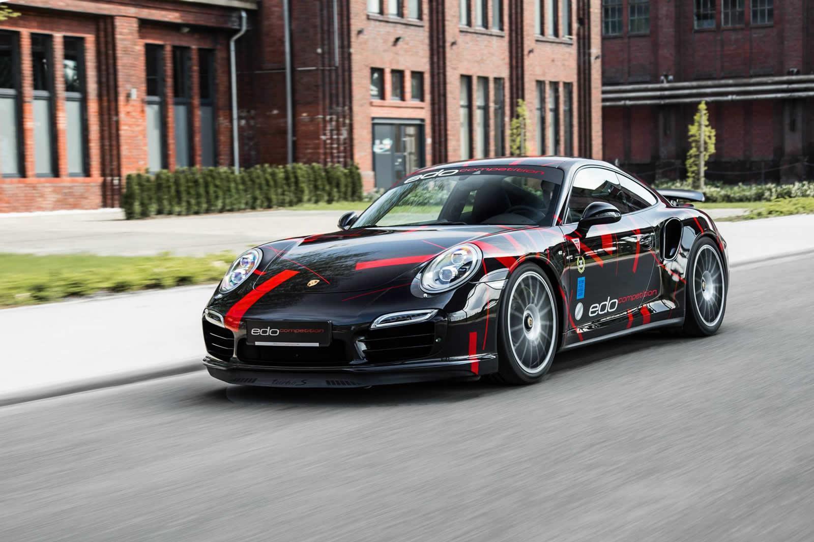 Foto de Edo Competition Porsche 911 Turbo S (9/15)