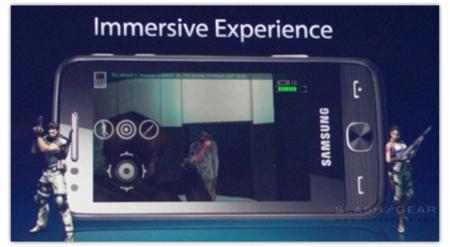 Samsung bada presentado en Londres