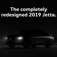 Volkswagen nos muestra el primer teaser del nuevo Jetta Mk.7