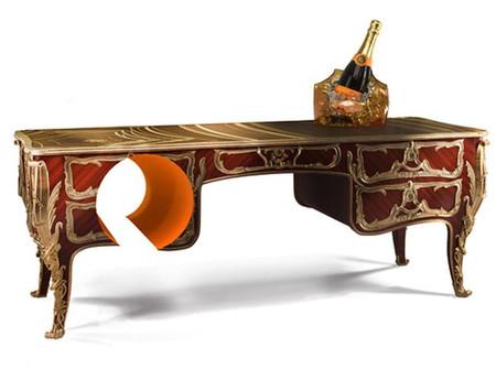 Veuve Clicquot  y Ferruccio Laviani juntos en la Milan Design Week