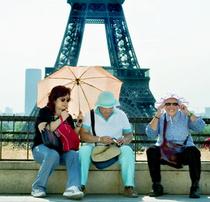 París, un shock para los turistas japoneses